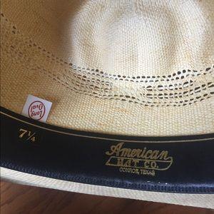 American Hat Company Bangora Straw Cowboy Hat